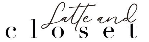 Latte and Closet